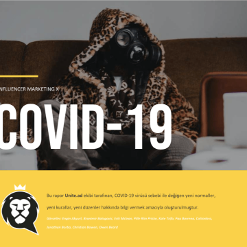 COVID-19 X Influencer Marketing
